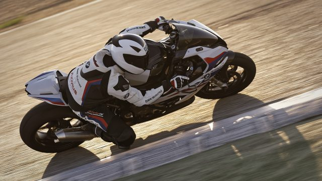 BMW S1000RR M Performance Parts are now available 1