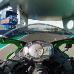 Kawasaki ZX-25R: 16K RPM and 160 kph – VIDEO 2