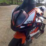 KTM RC 1290: A custom made 177hp superbike 18