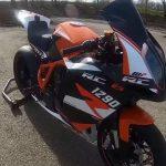 KTM RC 1290: A custom made 177hp superbike 23
