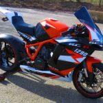 KTM RC 1290: A custom made 177hp superbike 5