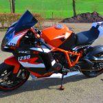 KTM RC 1290: A custom made 177hp superbike 10