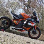 KTM RC 1290: A custom made 177hp superbike 25