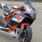 KTM RC 1290: A custom made 177hp superbike 35