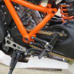 KTM RC 1290: A custom made 177hp superbike 40