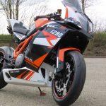 KTM RC 1290: A custom made 177hp superbike 3