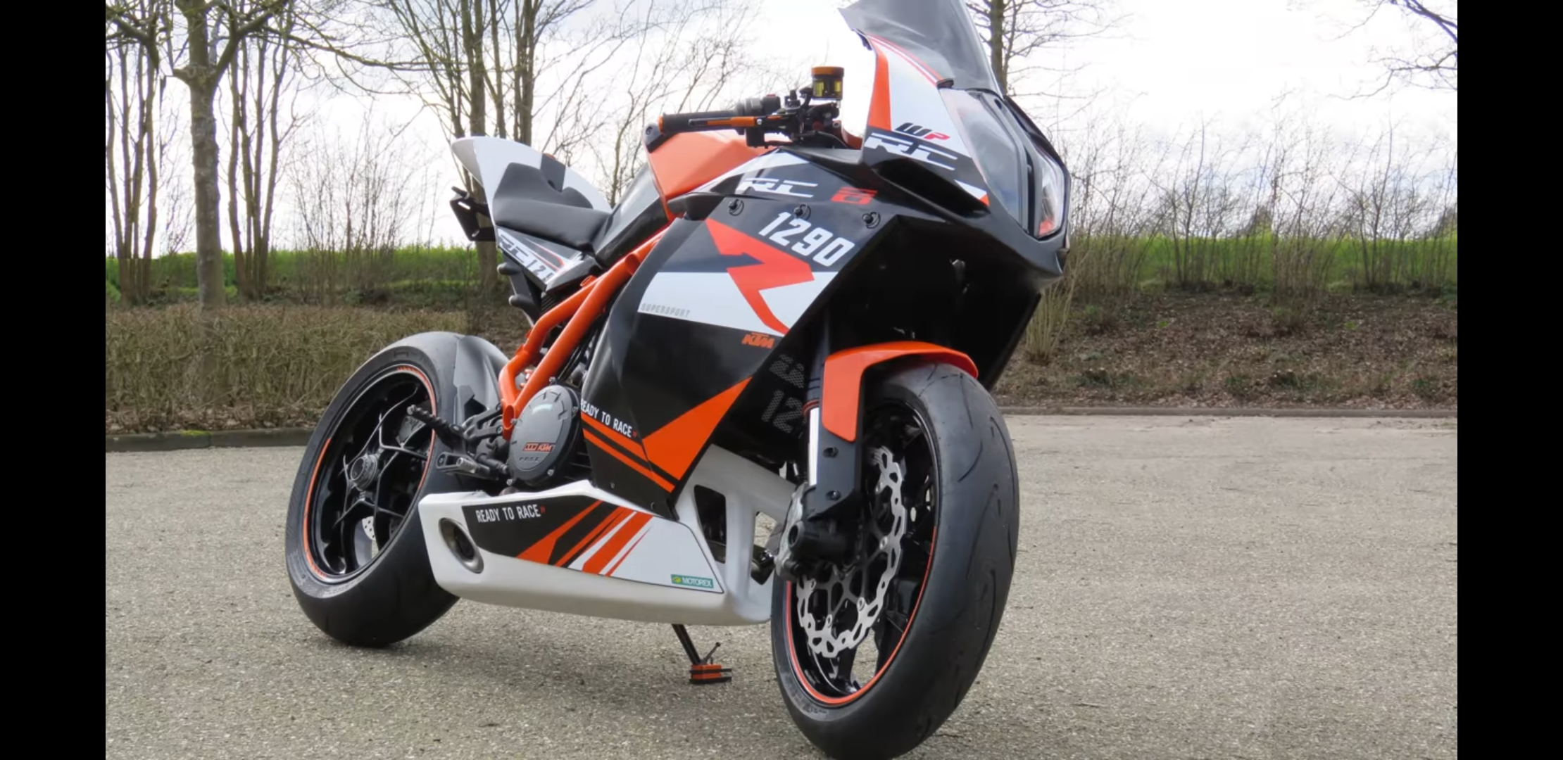 Ktm Rc 1290 A Custom Made 177hp Superbike Drivemag Riders