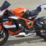 KTM RC 1290: A custom made 177hp superbike 7