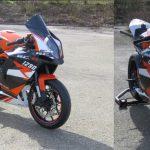 KTM RC 1290: A custom made 177hp superbike 12