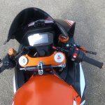 KTM RC 1290: A custom made 177hp superbike 42