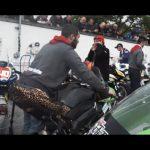 Virus Tourist Trophy Documentary. Racing a Yamaha R1 9