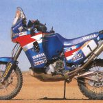 Dakar Motorcycles That Made it to Series Production 16