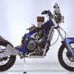 Dakar Motorcycles That Made it to Series Production 14