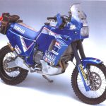 Dakar Motorcycles That Made it to Series Production 38