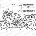 Yamaha carbon fibre frame patent leaked 4