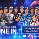 MotoGP Riders Ready to Compete in a Virtual Race 3