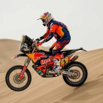 Dakar Rally plans to increase safety: Speed limits & mandatory airbags. 16