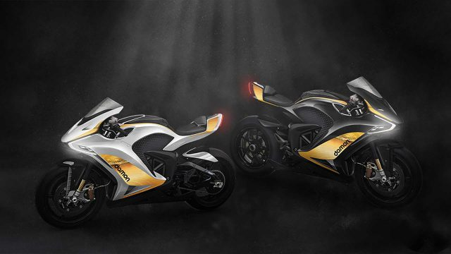 damon hypersport premier arctic sun and midnight sun