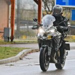 Ducati Multistrada V4 Spotted on the road. Spy Shots leaked 8