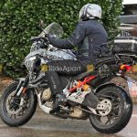 Ducati Multistrada V4 Spotted on the road. Spy Shots leaked 7