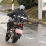 Ducati Multistrada V4 Spotted on the road. Spy Shots leaked 9