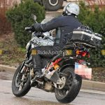 Ducati Multistrada V4 Spotted on the road. Spy Shots leaked 10