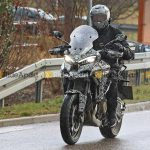 Ducati Multistrada V4 Spotted on the road. Spy Shots leaked 11