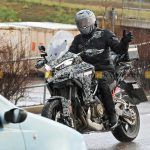 Ducati Multistrada V4 Spotted on the road. Spy Shots leaked 13