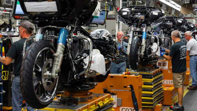 Harley-Davidson stops US production over Coronavirus 5