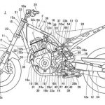 Honda to develop a sport-touring bike based on the CRF 1100L engine 4