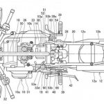 Honda to develop a sport-touring bike based on the CRF 1100L engine 2