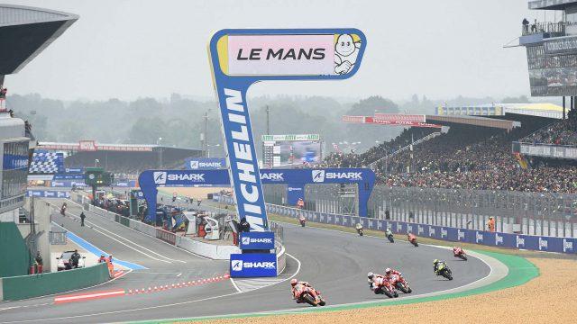 MotoGP Le Mans Race Postponed 11