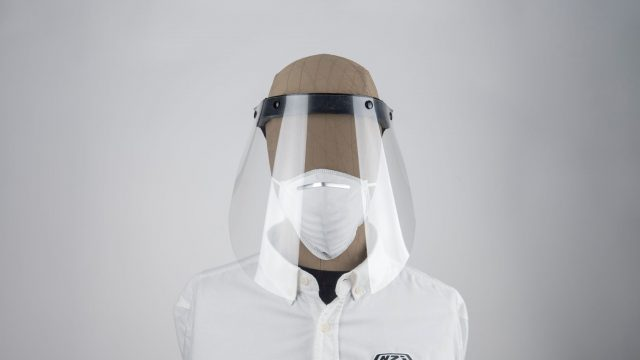 NZI Helmets Starts Manufacturing Protective Visors to Fight Against Coronavirus 3