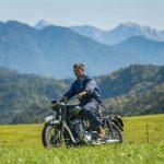 Guy Martin Recreates Steve McQueen's The Great Escape Jump 3