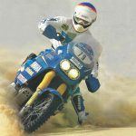 Dakar Motorcycles That Made it to Series Production 37