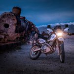 Couple Takes an Adventure Trip Through South America on DR 650 47