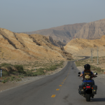 Riding a Harley-Davidson Through 6 Continents. Holy Moto World Tour 41