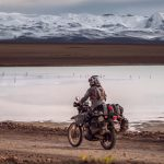 Couple Takes an Adventure Trip Through South America on DR 650 40