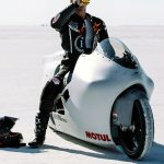 Behold the Salt Shaker. 270hp Fighter Jet Bodywork Racing Bike 7