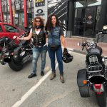 Riding a Harley-Davidson Through 6 Continents. Holy Moto World Tour 45