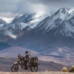 Couple Takes an Adventure Trip Through South America on DR 650 61