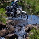 Couple Takes an Adventure Trip Through South America on DR 650 68