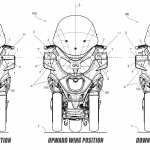 Piaggio Issues Active Aerodynamic Patent. MotoGP Winglets for Scooters 2