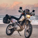 Couple Takes an Adventure Trip Through South America on DR 650 6