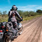 Couple Takes an Adventure Trip Through South America on DR 650 24
