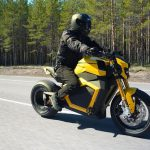 Wild Electric Motorcycle Comes with 1000Nm at an Affordable Price 16