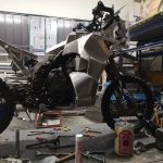 Yamaha Tenere 700 on Steroids. Racing Mode Activated 9