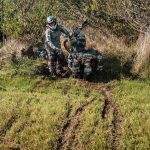 Couple Takes an Adventure Trip Through South America on DR 650 30