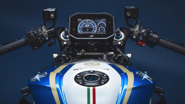 Limited Edition MV Agusta Brutale 1000 RR ML Unleashed 64