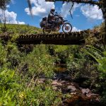 Couple Takes an Adventure Trip Through South America on DR 650 43